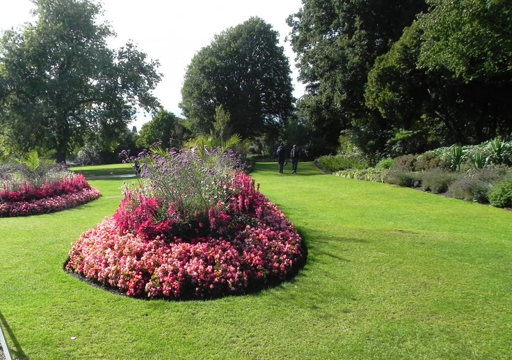 Princess Diana Memorial @ Hyde Park - London, England