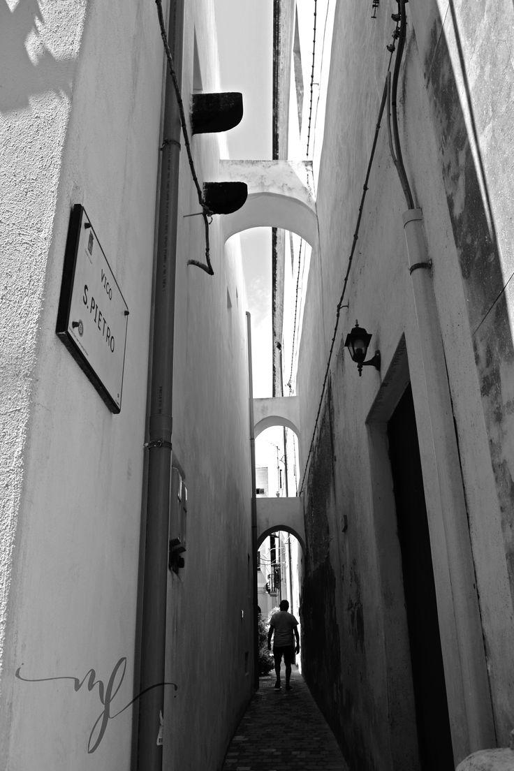 Lipari (Italy) #isole #eolie #lipari #vicoli #Sicilia #island