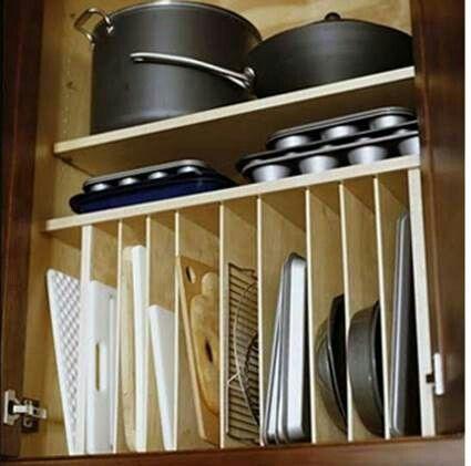 Organizador de cocina.