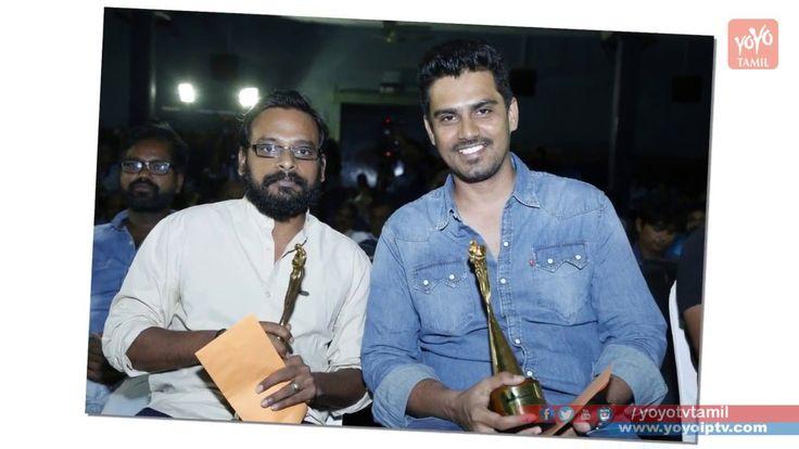 14th Chennai International Film Festival Awards And Closing Ceremony - K. Bhagyaraj || YOYO TV Tamil1st Best Film Award - Joker (Director - Raju Murugan, Producer - S.R. Prabhu) 2nd Best Film Award - Dharmadurai (Director - Seenu Ramasamy, Producer -... Check more at http://tamil.swengen.com/14th-chennai-international-film-festival-awards-and-closing-ceremony-k-bhagyaraj-yoyo-tv-tamil/