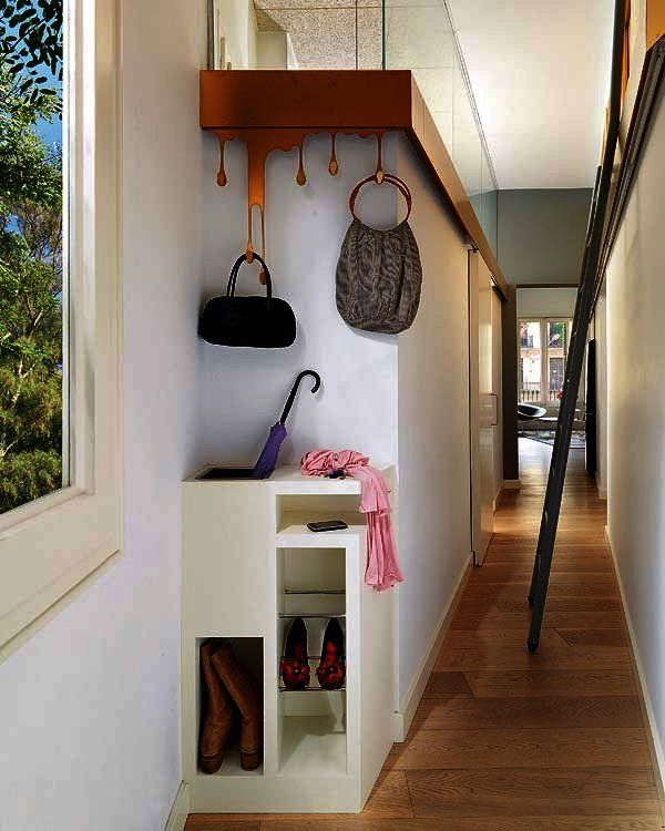 17 best ideas about como decorar casas peque as on - Decorar espacios muy pequenos ...