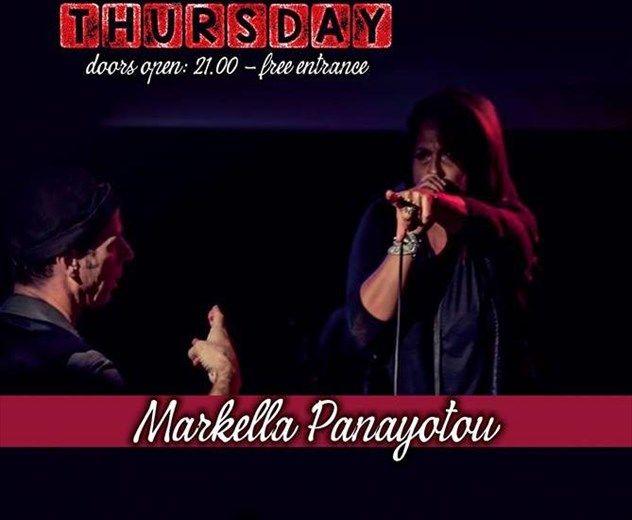 Simos Kokavesis & Co. feat. Markella Panayotou (2/3/2017) | Συναυλίες