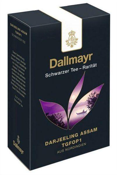 Dallmayr Darjeeling Assam Tee - http://garten-tee.de/dallmayr-darjeeling-assam-tee