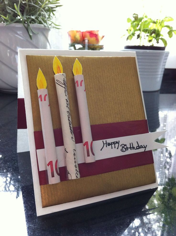 geldgeschenk happy birthday