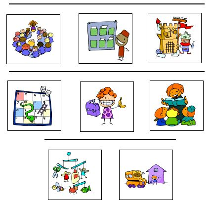 Fabulous 8 best pictogramme autisme images on Pinterest | Tags, The rules  JC87