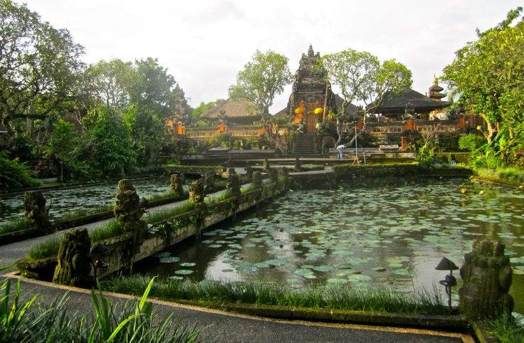 Water Palace in Ubud, Bali