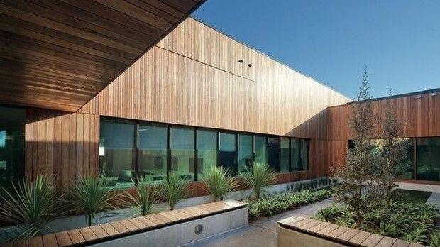 Dandenong Mental Health Facility by Bates Smart Architects.