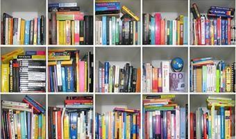 Há livros escritos para evitar espaços vazios na estante... #carlosdrummondeandrade #livros