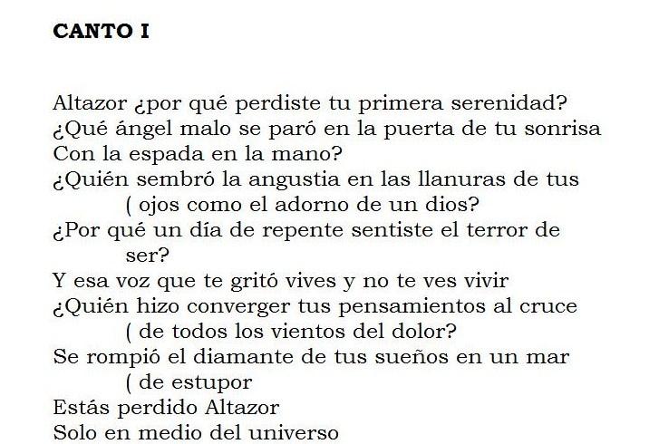 Vicente Huidobro: ¿En dónde estás Altazor?