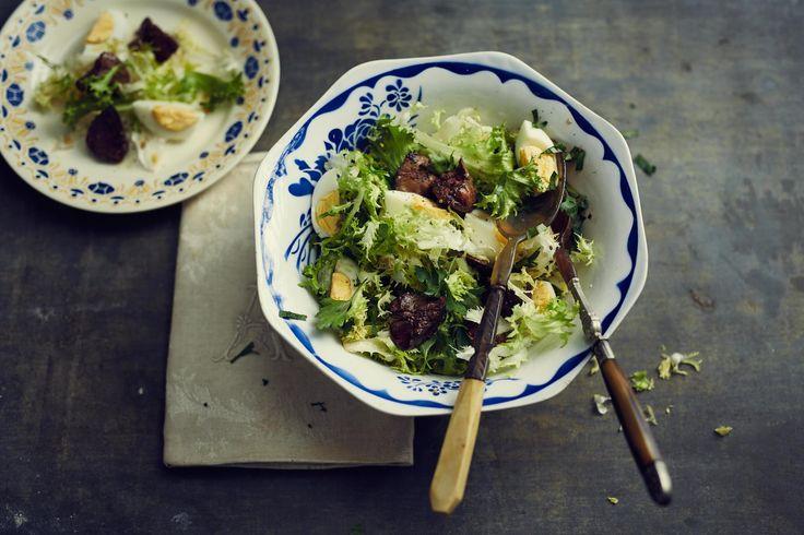 Les 25 meilleures id es de la cat gorie langouste sur pinterest recette langouste recette de - Pourquoi on ne coupe pas la salade ...
