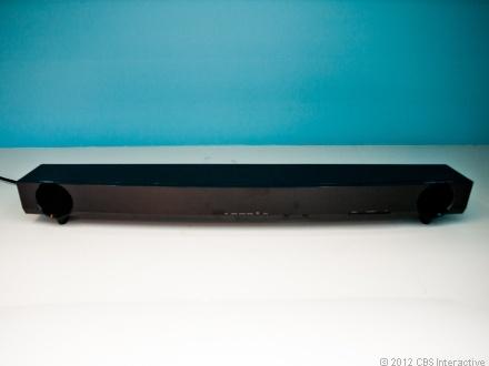 Yamaha sound bar vs ceiling spkrs for living room