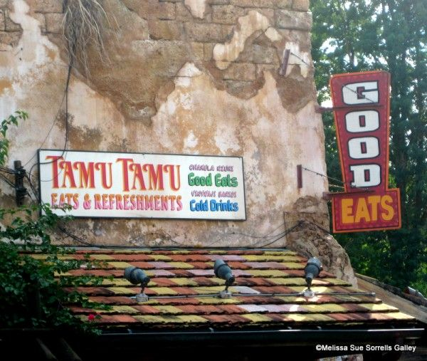 Tamu Tamu Refreshments in Disney's Animal Kingdom
