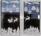 Новогодние окна прошлого года здесь... http://stranamasterov.ru/node/680074  и здесь  http://stranamasterov.ru/node/677622