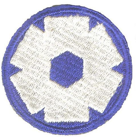 6TH CORPS AREA SERVICE COMMAND