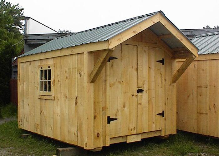 8 X 10 Shed Storage Shed Kits For Sale 8x10 Shed Kit Building A Shed 8x10 Shed Shed Design
