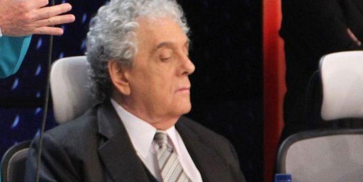 """Marcelo Polino dijo que Antonio Gasalla tiene carcinoma de piel - Dale un """"Me gusta"""" para apoyar al capocómico en su recuperación http://www.ratingcero.com/c100904"""