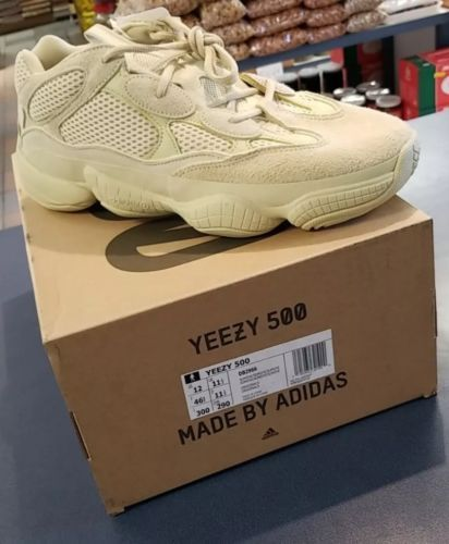 331944c67b9eb Details about Adidas Yeezy 500 Super Yellow Moon Supermoon DB2966 ...