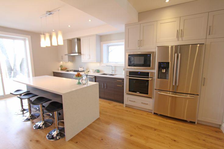 For sale, 563 St Clarens Ave, Toronto, real estate, Bloordale Village, 3 bedroom, 4 bathroom, home, cedar, brick, kitchen