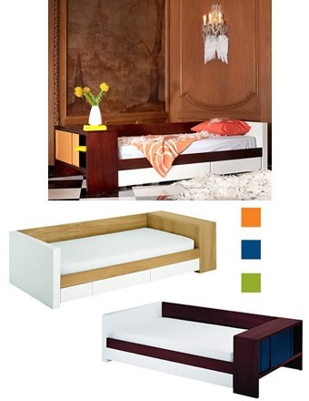 Nurseryworks Duet Twin Bed With Trundle Sale 1 800