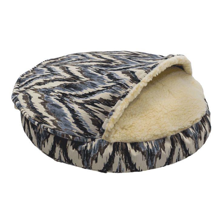 Luxury-Orthopedic-Cozy-Cave-Dog-Bed-Show-Dog-Collection-tempest-indigo