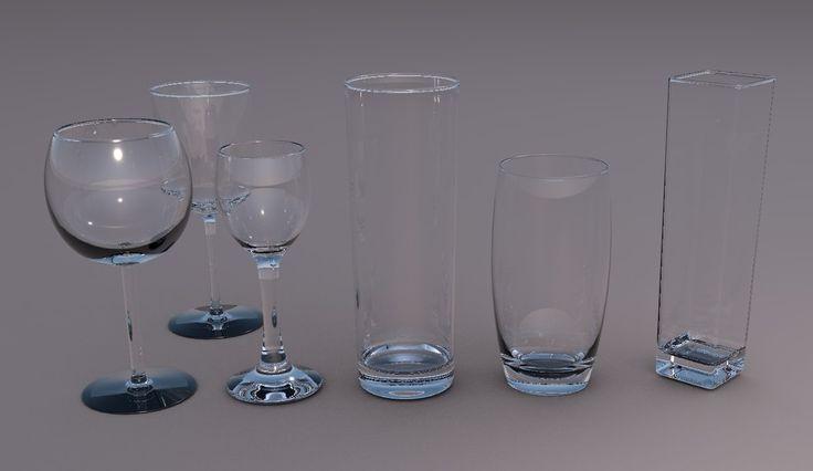 Cinema 4d glass material tutorial