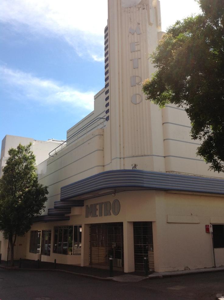 Metro theatre in Potts Point, Sydney, Australia