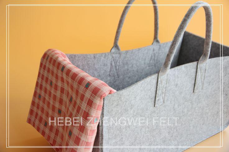 $10 Big Felt Storage Bag for Family Use. Eco-Friendly, Latest Fashion Design, Economic and Practical!!