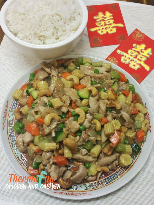 If you enjoy Chicken & Cashews when dining out at the local chinese, then you have to try this Thermomix Chicken & Cashew! It will have you looking for a ne