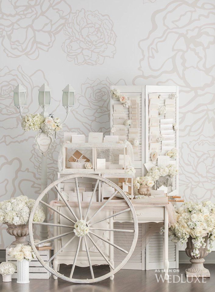 So love this but wasn't sure of where to pin it!!!! As it could be a table plan, dessert table, favor table.. welcome table... the possibilities are endless!