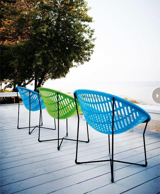 CASAS DE PRAIA   UMA LINGUAGEM GLOBAL. Cool ChairsPatio ... Part 94