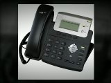 MondoTalk phones on loan lets you experience VoIP calling without having to purchase a single IP handset so set up costs are generally lower.
