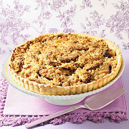 Apple Streusel Tart Recipe | MyRecipes