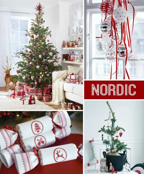 Christmas Decor Trends 8 Interior Decorating Trends for Christmas 2014