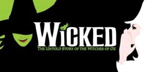 Wicked broadway logo. BROADWAY CHEAP TICKETS: rush tickets, lottery, standing room, digital lottery. List of all #BroadwayShows that offer the option to get Cheap Tickets #broadway #onbroadway #broadwaymusicals #broadwayplays #nyc #newyork #musicals #plays #broadwaytickets #wicked #wickedbroadway #wickedthemusical