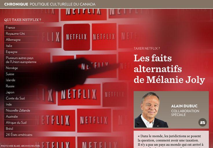Les faits alternatifs de Mélanie Joly - La Presse+