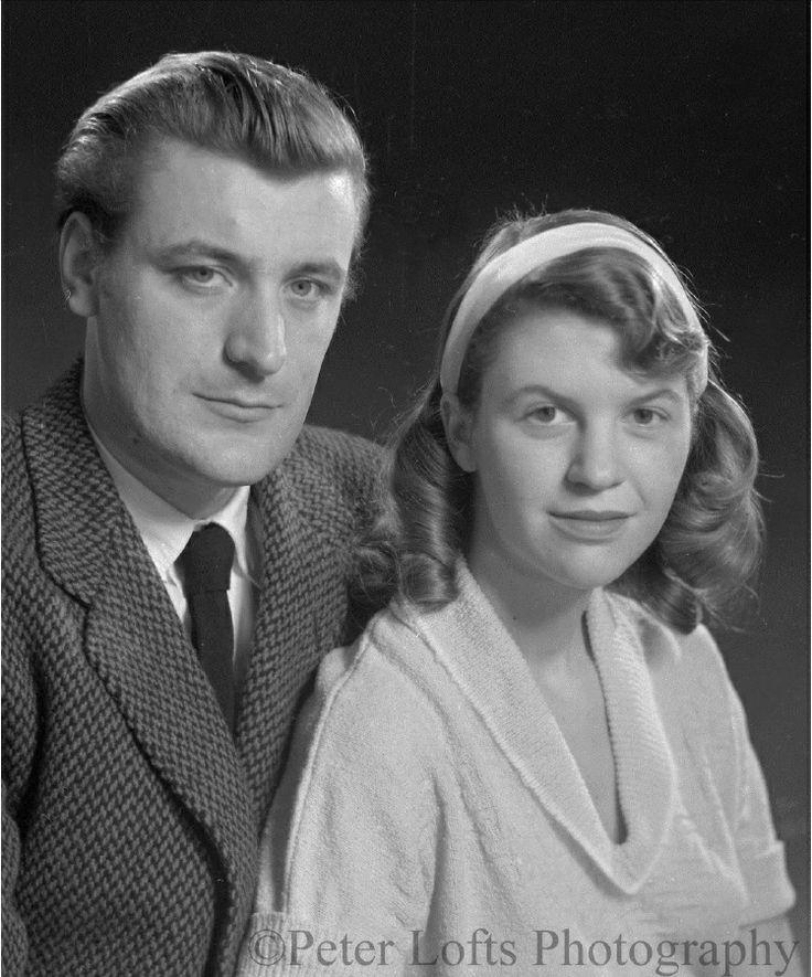 Sylvia Plath and Ted Hughes