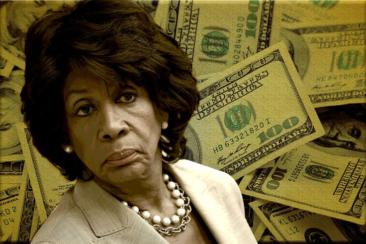 Maxine Waters: From 'Most Corrupt' to Resistance Hero
