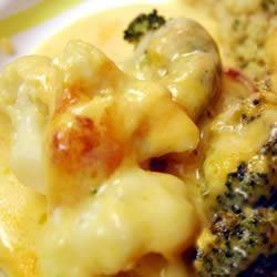 Vegetales Gratinados @ allrecipes.com.ar