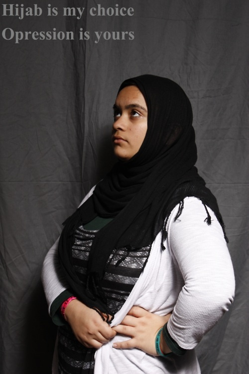 all veiled muslim women are oppressed The naturalization of gender oppression to veiled muslim women thus permits the norm of western womanhood to be constituted as 'free' of such oppression, as the only imaginable mode of female subjectivity.