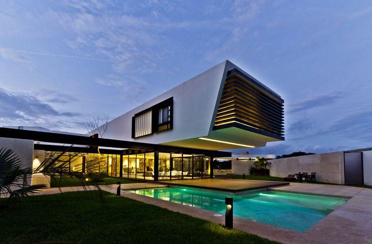Galería de Casa Temozón / Carrillo Arquitectos y Asociados - 4