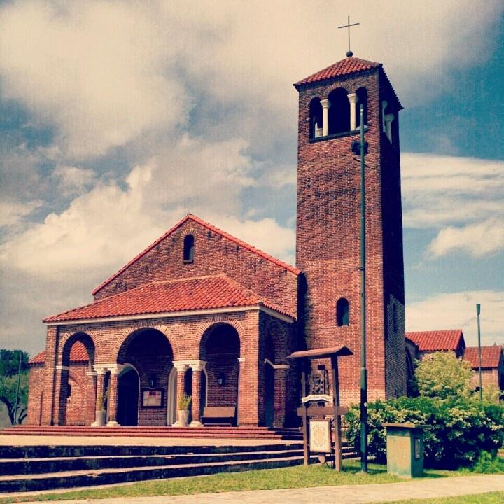 Church, Pinamar, Argentina