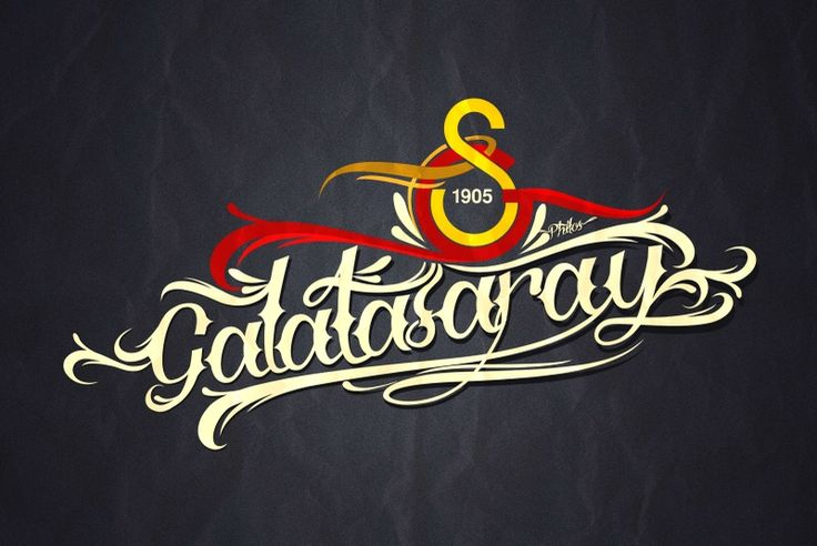 typography turkey turkish galatasaray sk caligraphy football teams 1600x1071 wallpaper