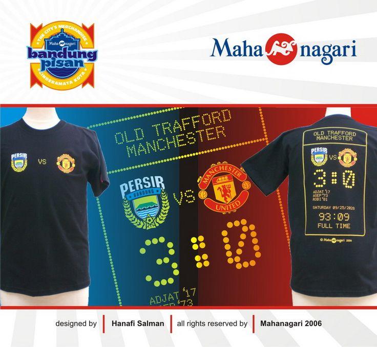 """Persib VS MU"" copyrights Mahanagari 2006"