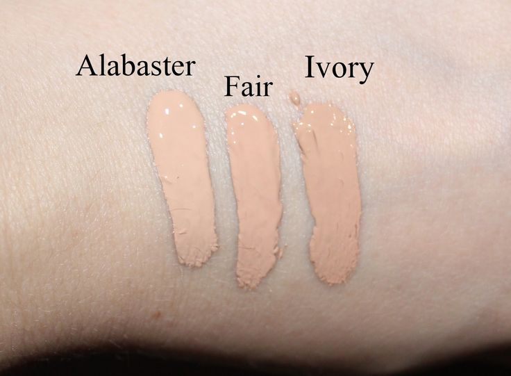 Makeup Clinique Color Chart
