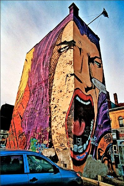 Montreal#street art