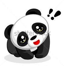 Resultado de imagen para bebes pandas animados