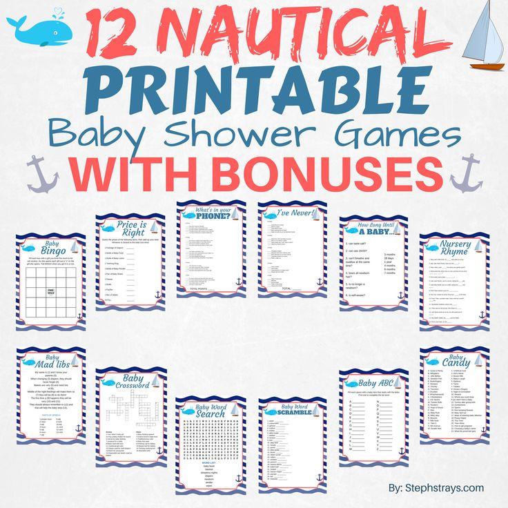 Best 25+ Nautical baby shower cakes ideas on Pinterest ...