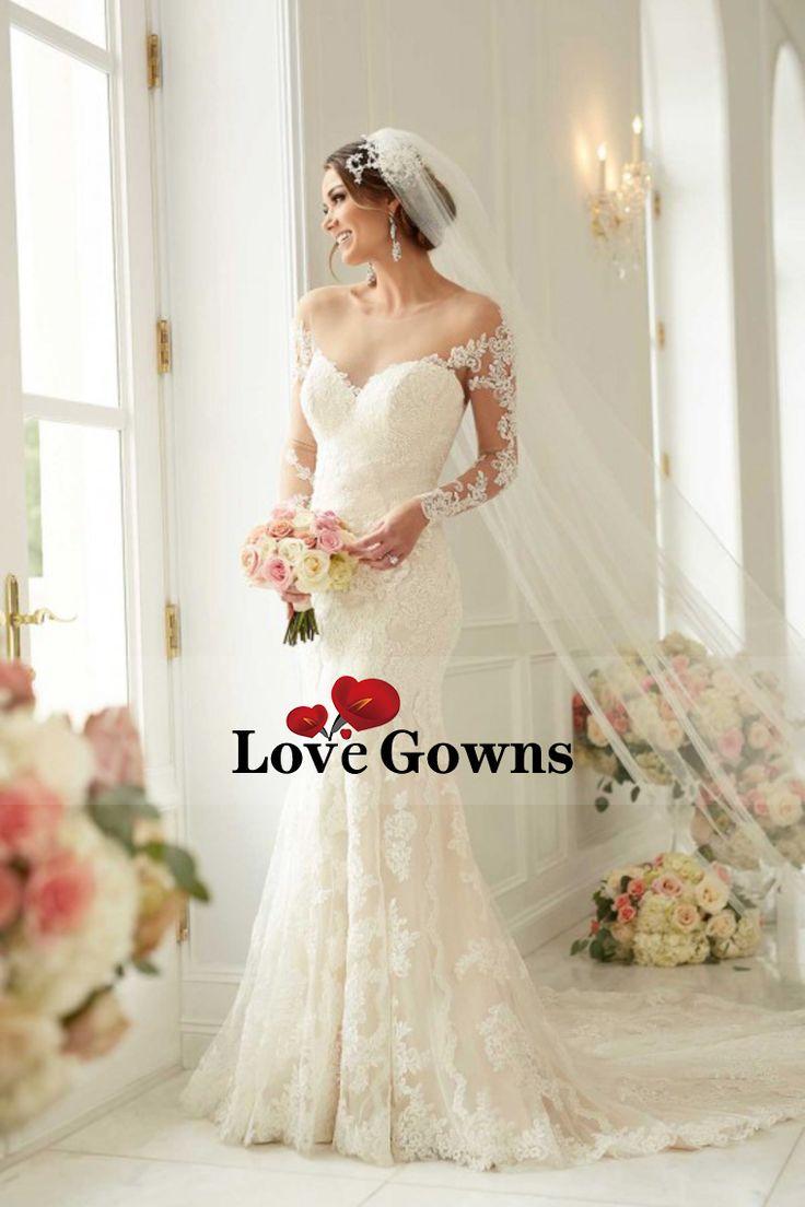 10 besten Wedding Dresses Bilder auf Pinterest | Braut, Heiraten und ...
