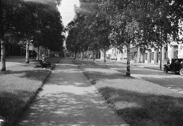 Vaasanpuistikko 1938, kuva: Otso Pietinen