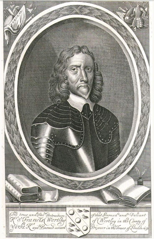 Sir Francis Wortley, 1st Baronet